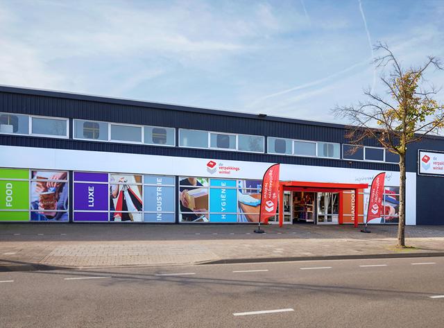De Verpakkingswinkel Eindhoven